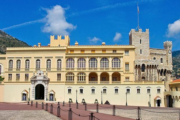 Monaco Palace, Monaco