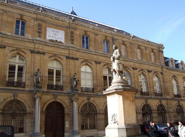Musee des Beaux-Arts de Dijon