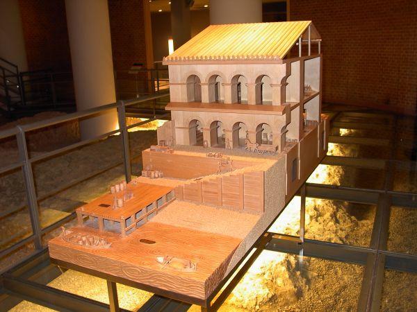 Museo del Puerto Fluvial Zaragoza