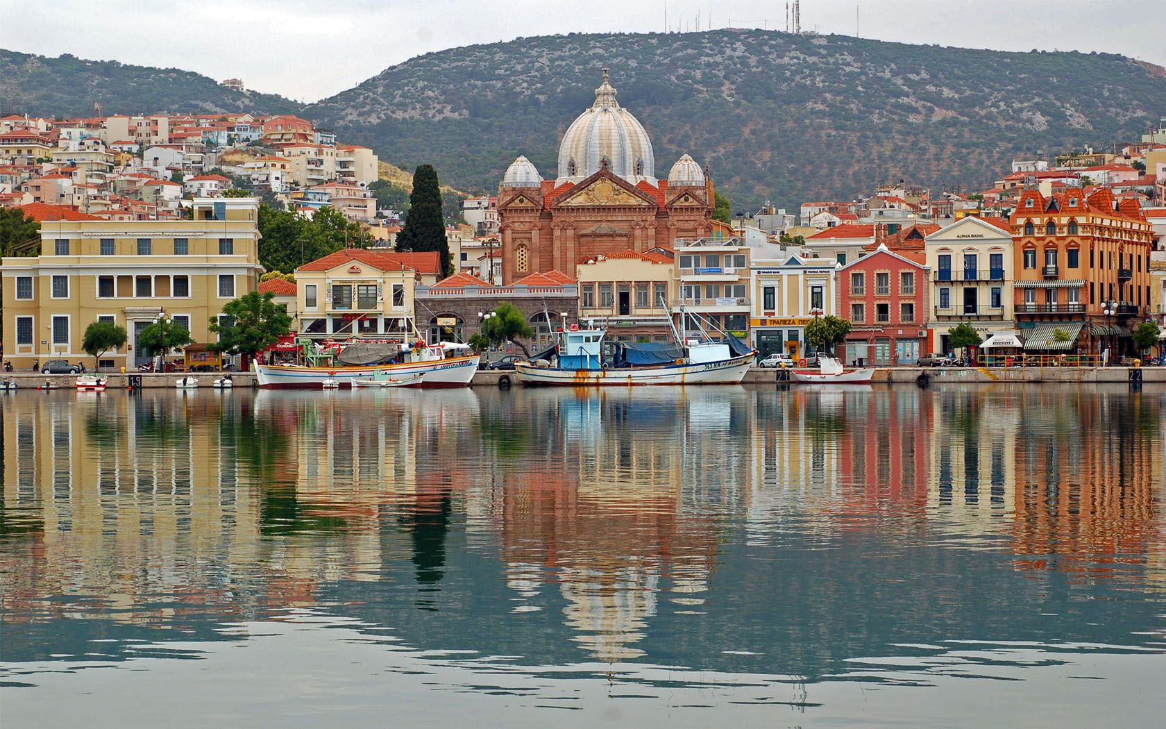 Museums Monuments Monasteries Levos Island
