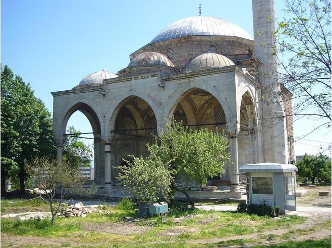 Mustapha Pasha, Macedonia