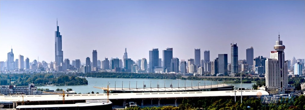 Nanjing_Skyline