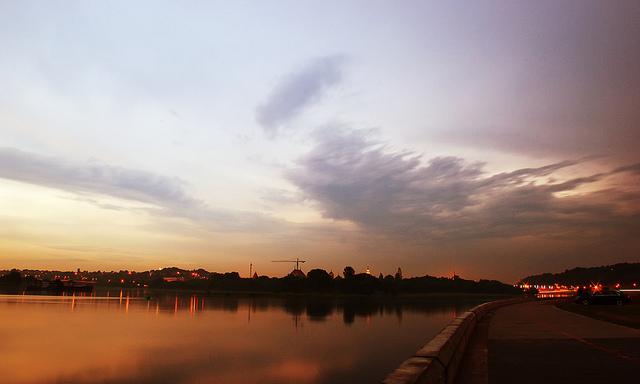 Neris Rivers, Lithuania