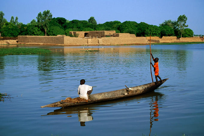 Niger River, Guinea
