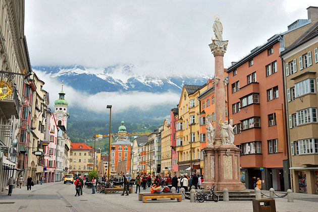 Old Town of Innsbruck