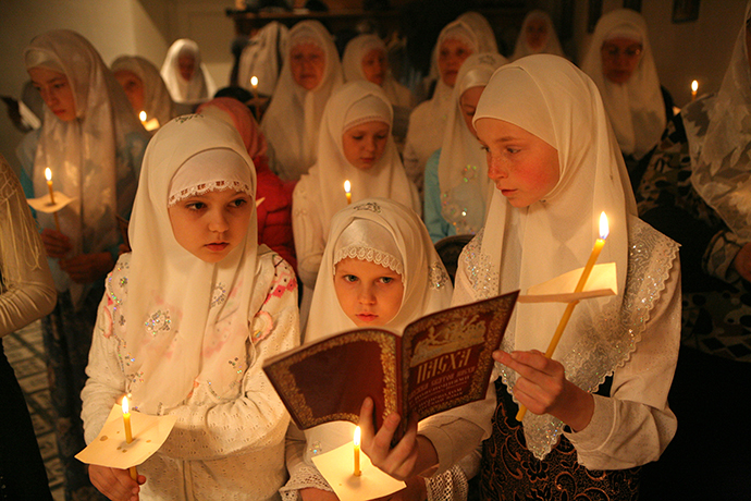 Orthodox Easter Russia
