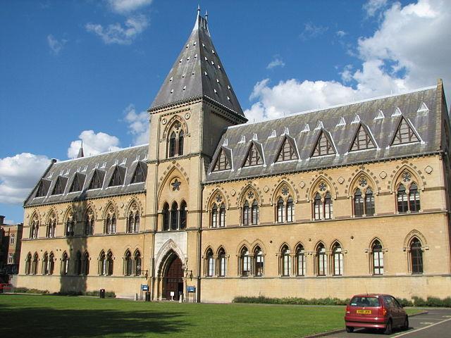 Oxford Pitt River Museum