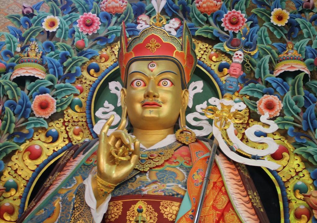 Padmasambhava, Bhutan