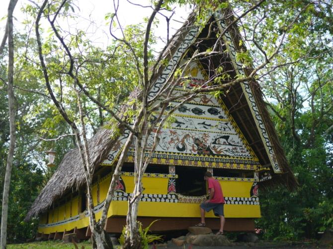 Palau National Museum, Palau