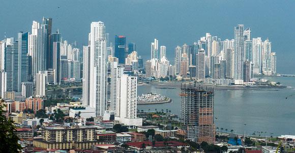 Panama-City is beautiful