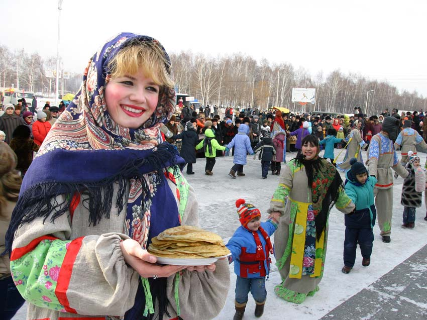 Pancakes Russian