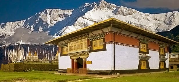 Pemayangtse Momastery, Bhutan