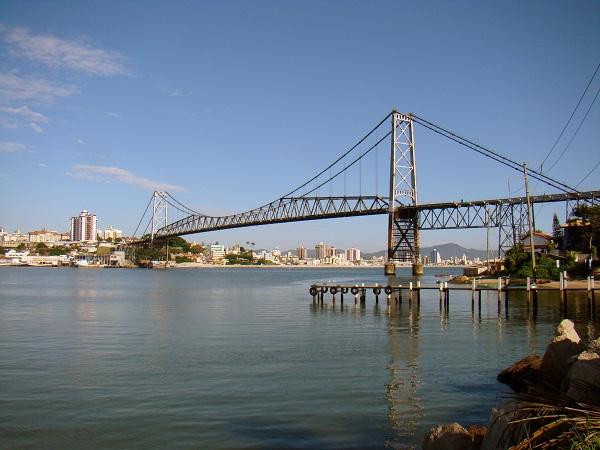 Ponte Hercilio Luz Florianopolis