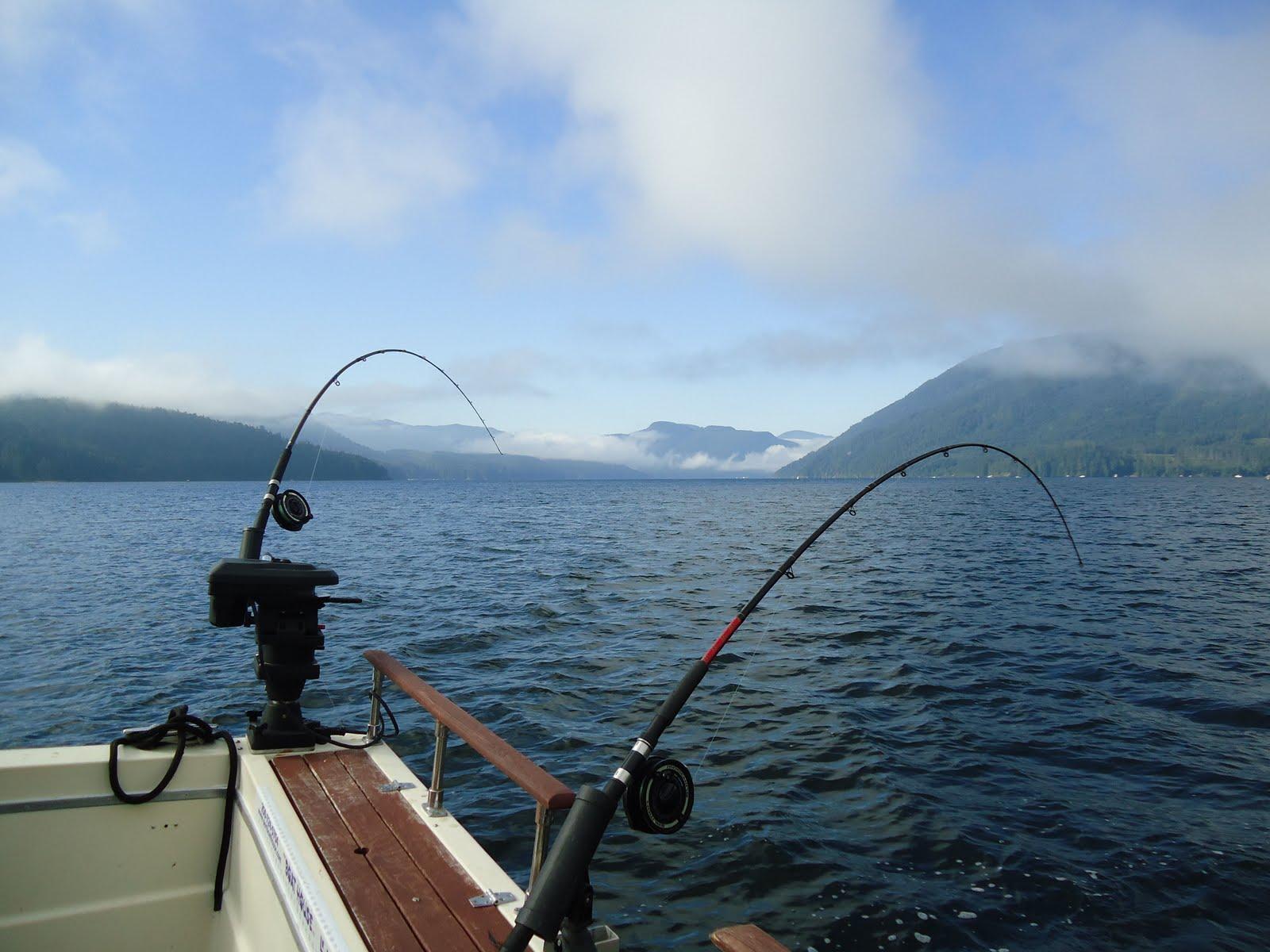 Port Alberni Sockeye Fishing