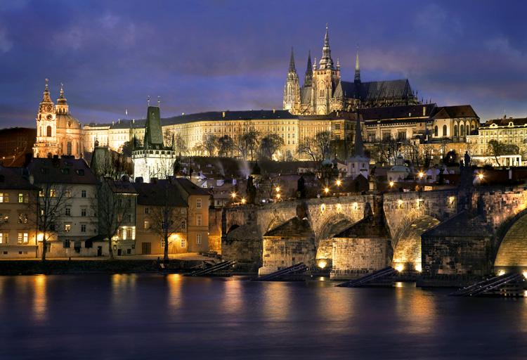 Prague Castle Czech Republic