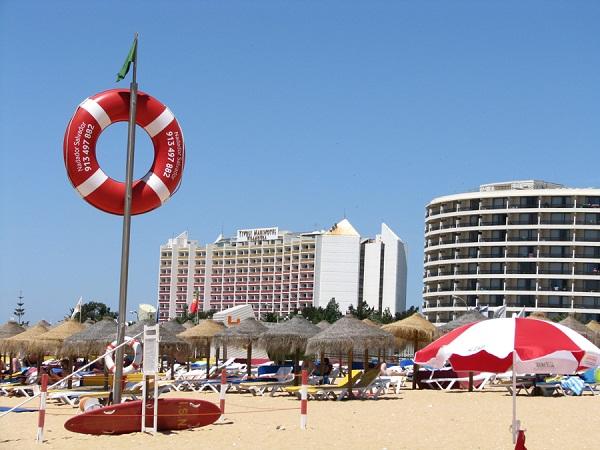 Praia da Marina, Vilamoura