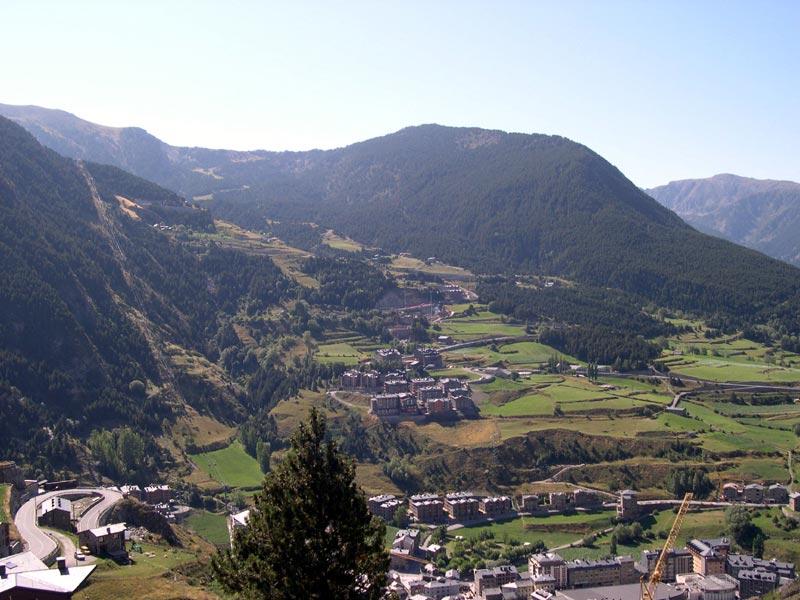 Pyrenees Mountains, Andorra