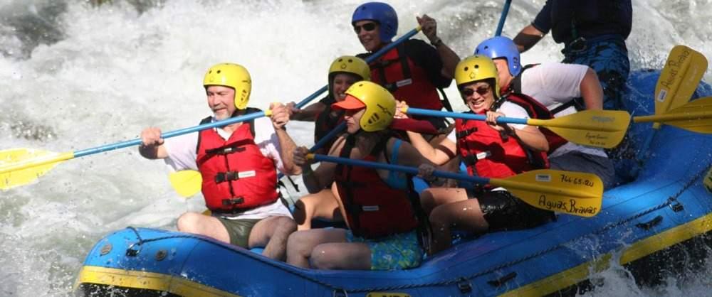 Raft the Sarapiqui River, Costa Rica