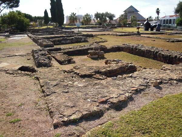 Roman Ruins of Cerro da Vila