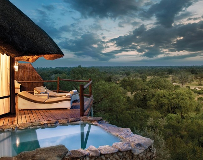 Sabi Sand Game Reserve Lodge