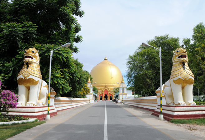 Sagaing, Burma