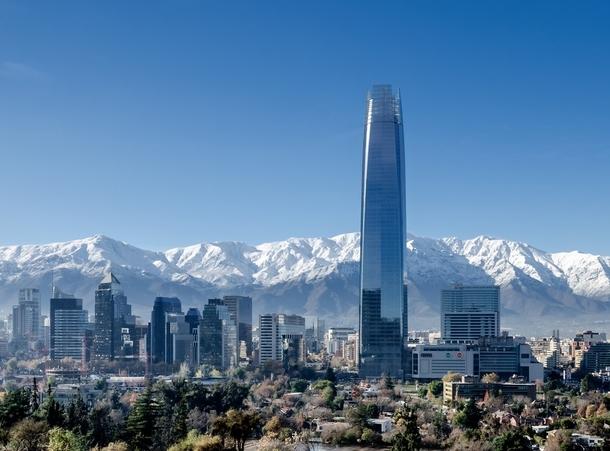 Santiago, Chile2