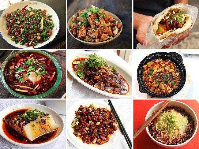Savor Some Specialties of Sichuan Cuisine