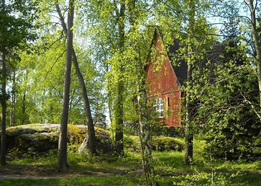 Seurasaari open air museum, Finland