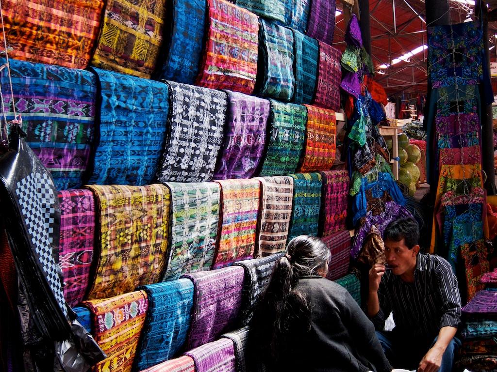 Solola Market , Guatemala