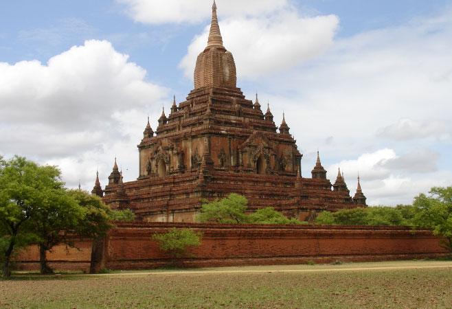 Sulamani, Burma