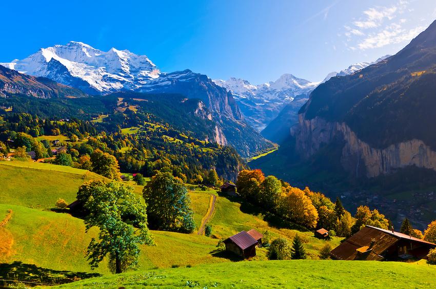 Swizz Alps, Switzerland