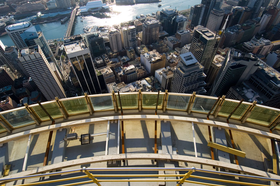 Sydney Tower Skywalk