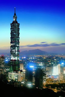 Taipei 101 tower