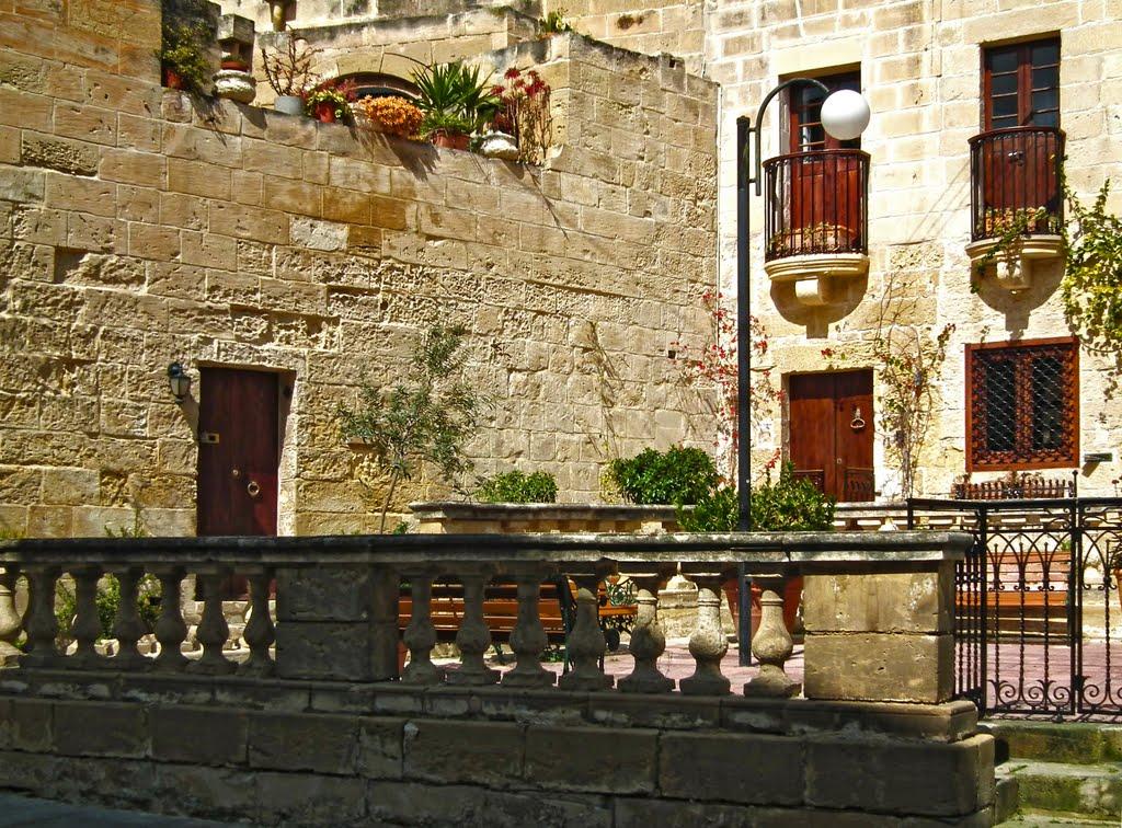 Tarxien village, Malta