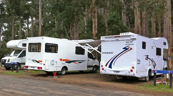 Tasmania with a Campervan1