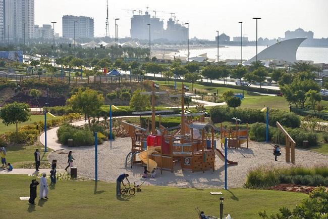 The Corniche Park