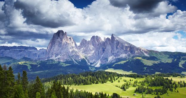 The Dolomite, Italy