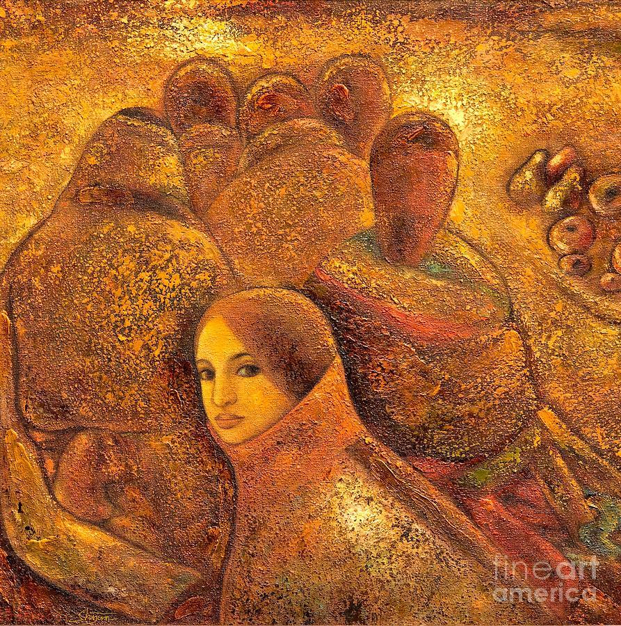 Tibetan paintings
