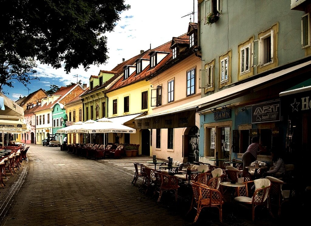 Tkalciceva-Zagreb