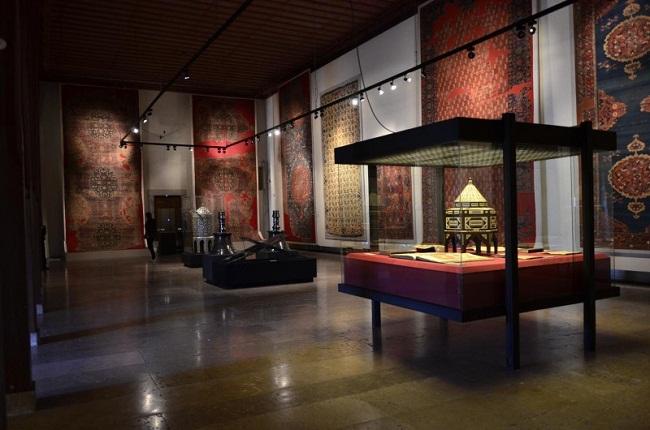 Turkish and Islamic Art Museum