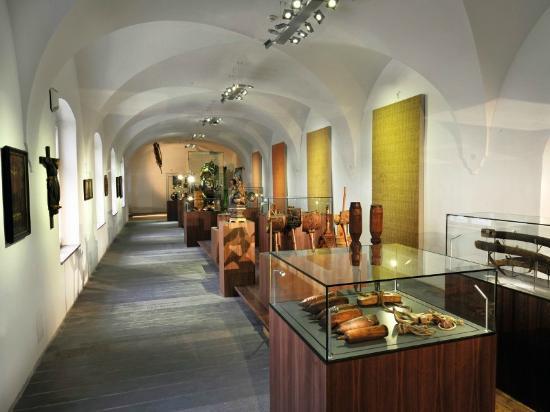 Tyrolean Folk Art Museum