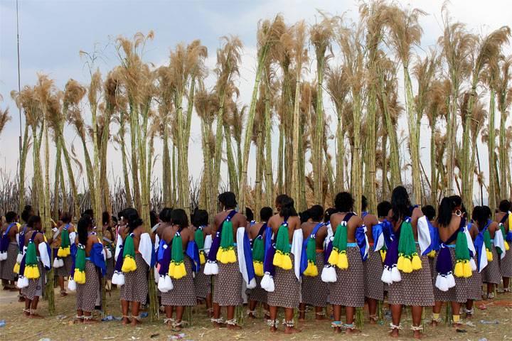 Umhlanga, Swaziland
