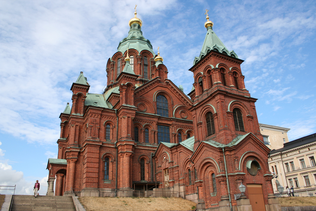 Uspenski Cathedral, Finland