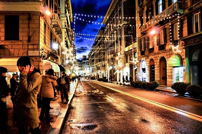 Via Rome