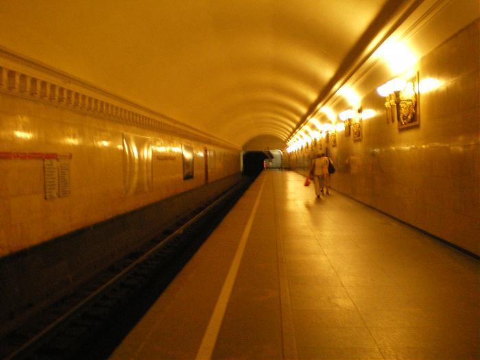 Vladimirskaya Metro Station