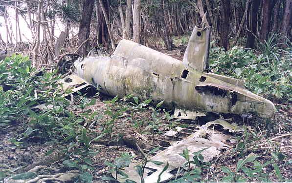 WWII, Palau