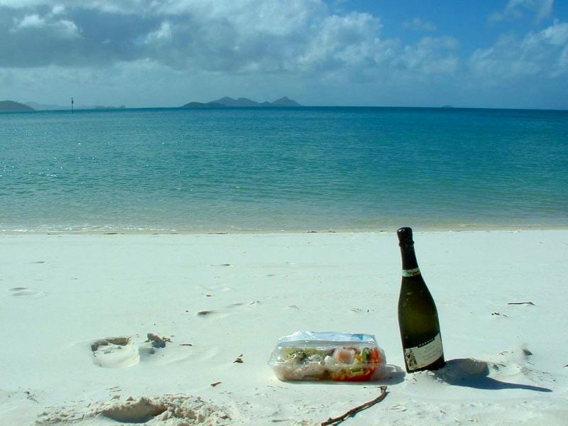 Whitehaven Beach, Whitsunday Islands QLD, Australia