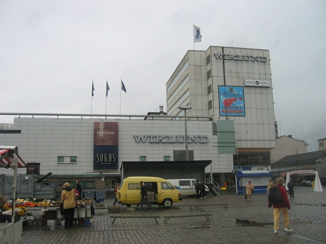 Wiklund Department Store