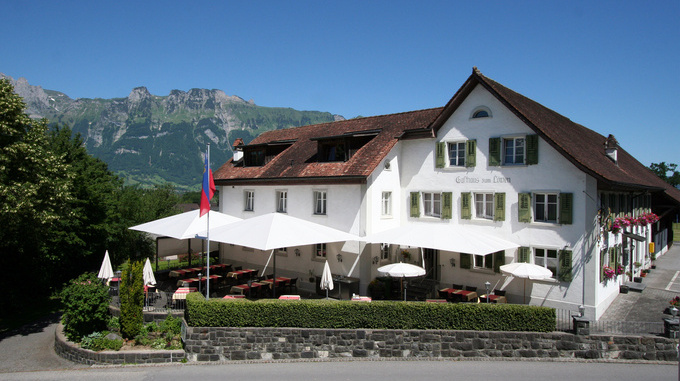 Wirtschaft zum Lowen, Liechtenstein