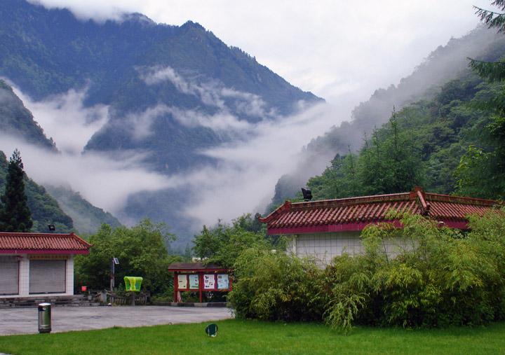 Wolong-Chengdu, China